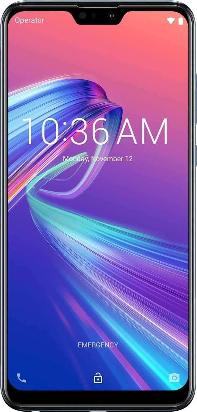 General Mobile GM 8 vs Asus Zenfone Max Pro M2