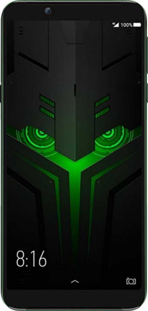 Xiaomi Black Shark 2 Pro vs Xiaomi Black Shark Helo