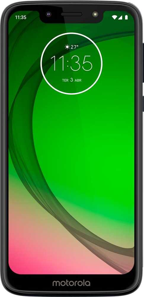 Lenovo K6 Note vs Motorola Moto G7 Play