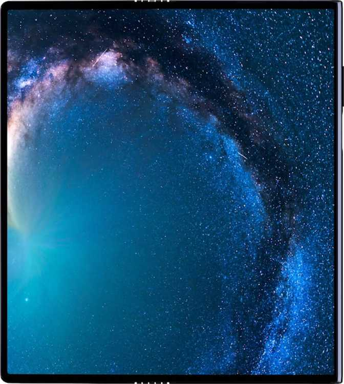 Huawei Mate X vs Samsung Galaxy A70