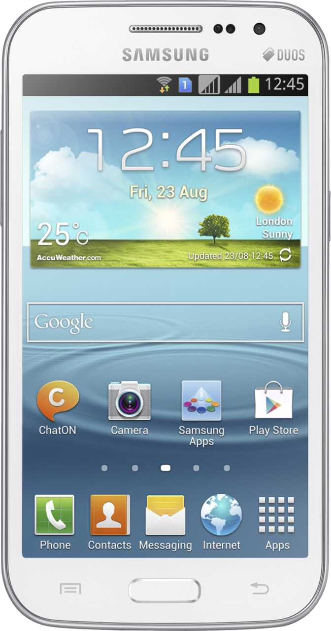 Samsung Galaxy S3 vs Samsung Galaxy Win Duos