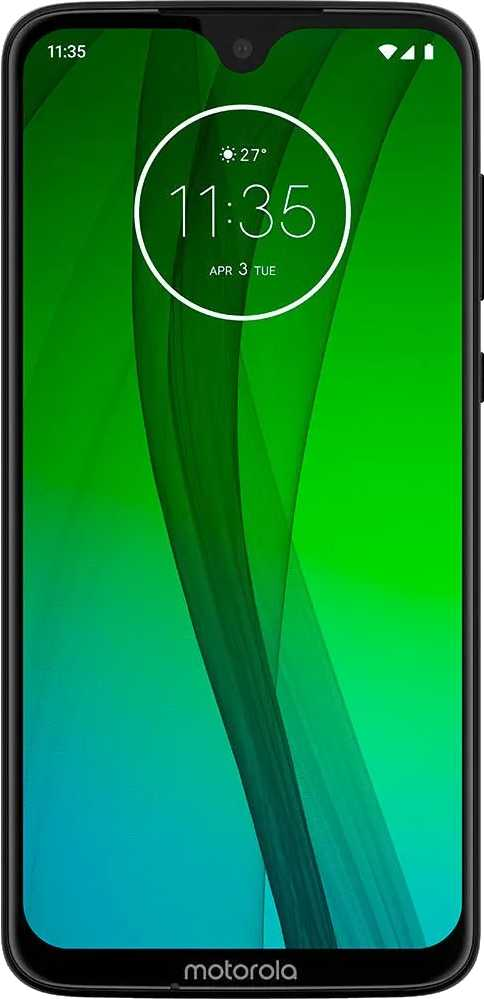 Motorola Moto G7 vs Huawei P Smart (2019)
