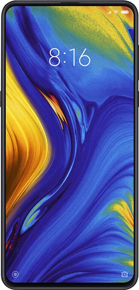 Meizu 16 vs Xiaomi Mi Mix 3