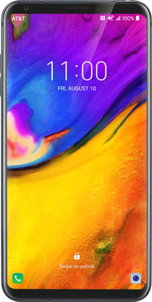 Xiaomi Redmi Note 6 Pro vs LG V40 ThinQ