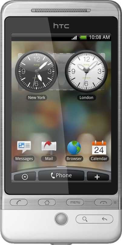 Motorola Defy Mini XT320 vs HTC Hero