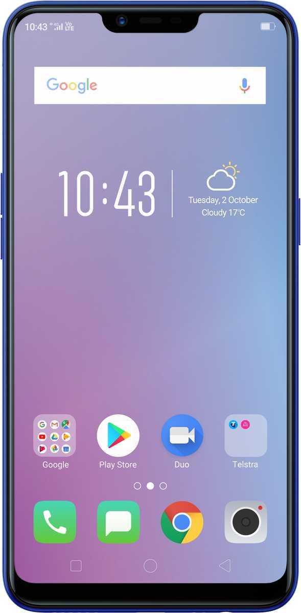 Huawei P20 Lite (2019) vs Oppo AX5