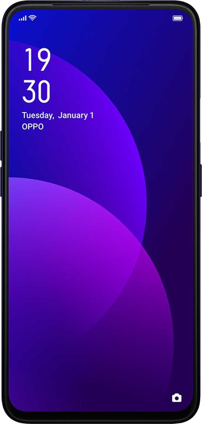 Samsung Galaxy A8 (2018) vs Oppo F11