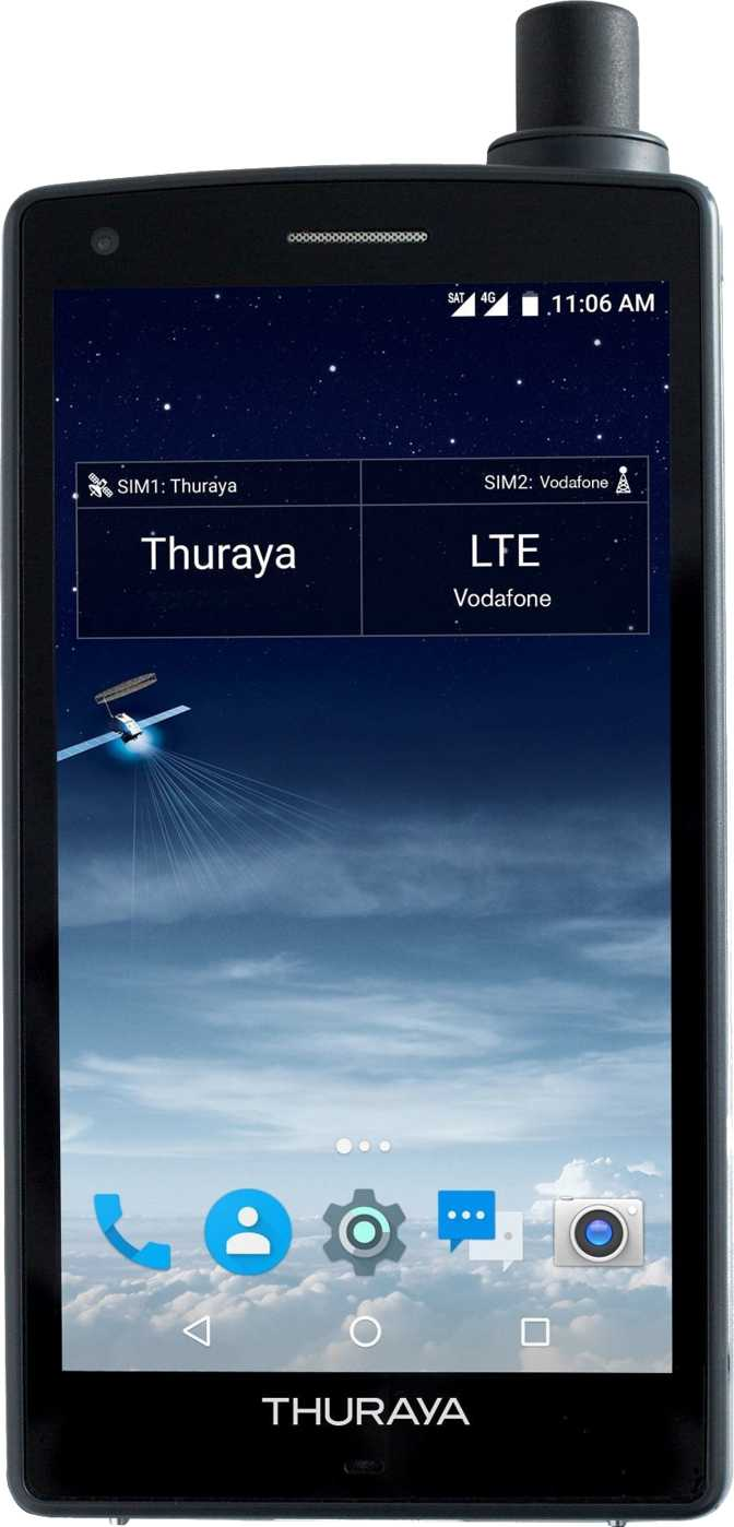Apple iPhone 6 Plus vs Thuraya X5-Touch