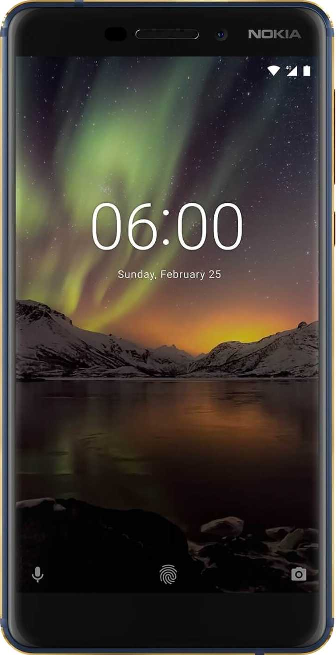 Micromax Canvas Nitro 3 E352 vs Nokia 6.1