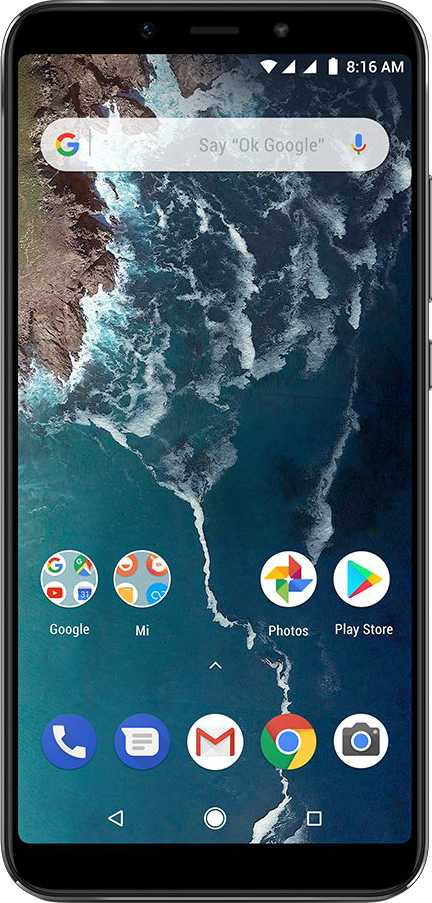 HTC U Play vs Xiaomi Mi A2