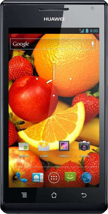 LG Optimus 3D P920 vs Huawei Ascend Mate