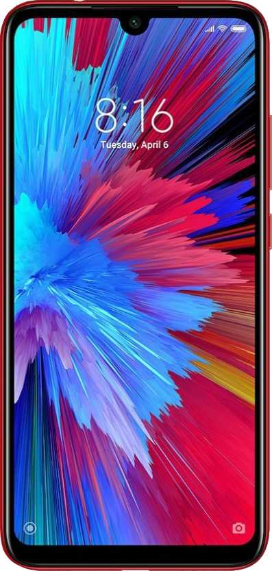 Xiaomi Redmi S2 vs Xiaomi Redmi Note 7S