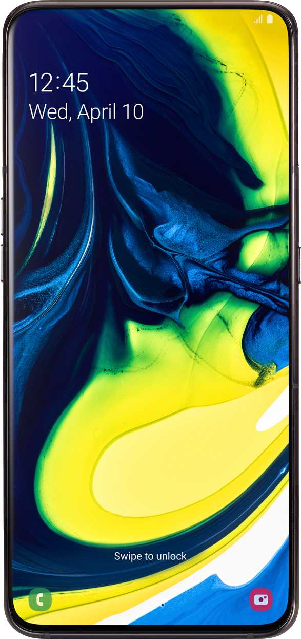 Samsung Galaxy A70 vs Samsung Galaxy A80