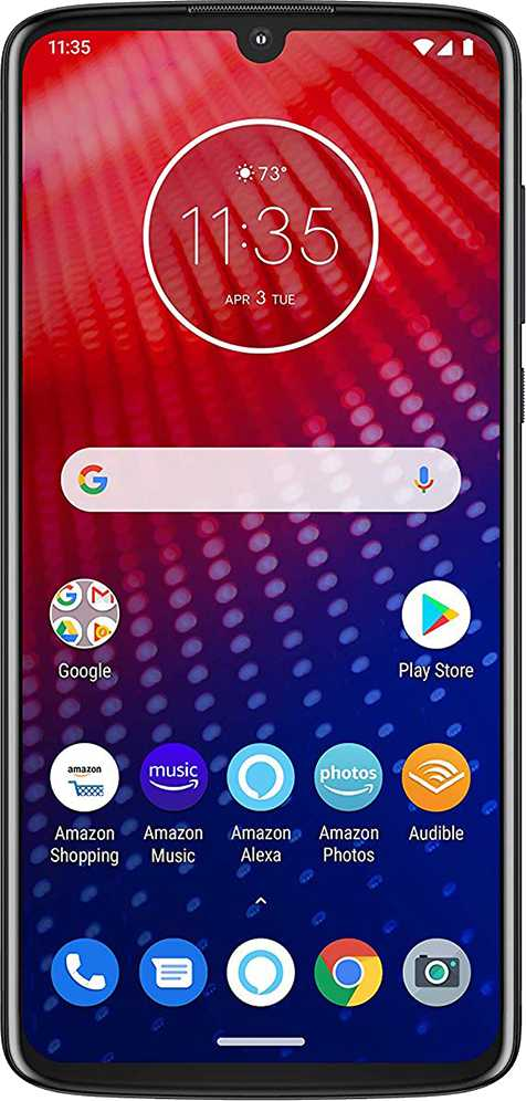 LG G6 Plus vs Motorola Moto Z4