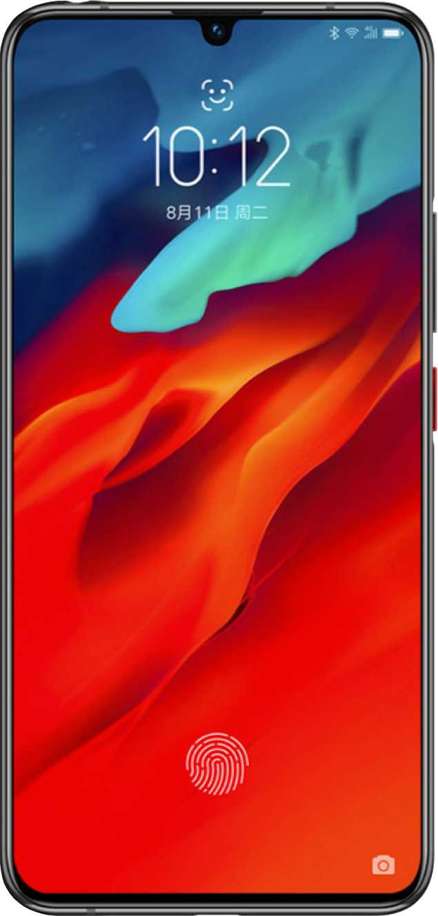 Lenovo Z6 Pro vs Samsung Galaxy Note 8