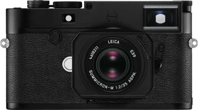 Leica M10-P vs Leica M10-D