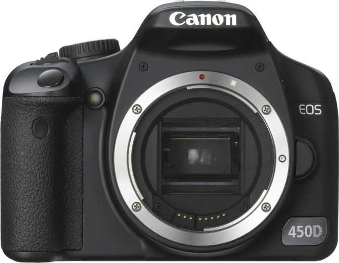 Panasonic Lumix DMC-FZ150 vs Canon EOS 450D