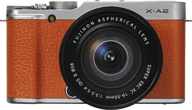 Fujifilm X-A1 vs Fujifilm X-A2