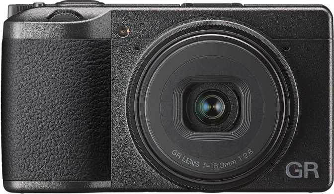 Leica Q2 vs Ricoh GR III