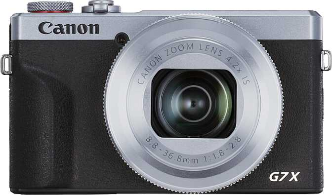 Fujifilm X-Pro2 vs Canon PowerShot G7 X Mark III