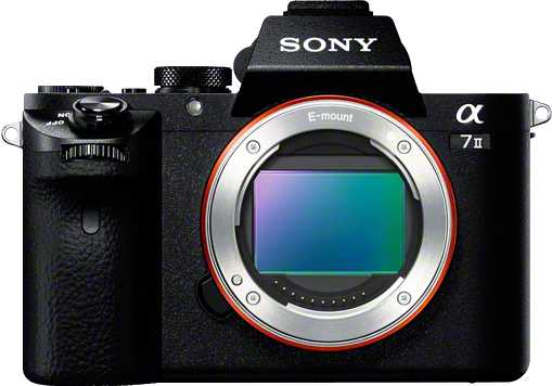 Sony a6100 vs Sony A7 II