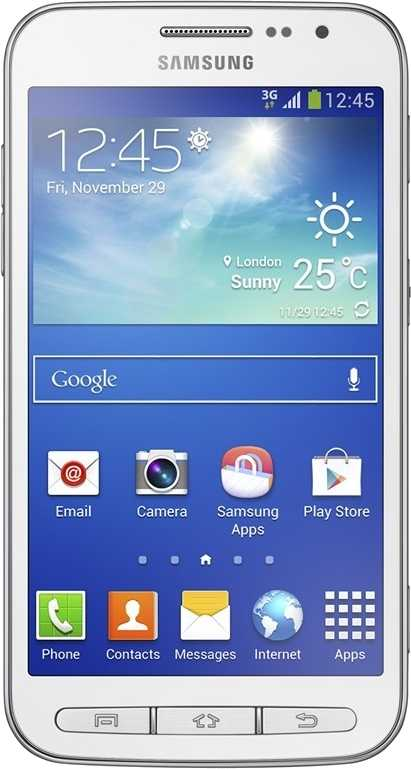 LG Optimus L7 P700 vs Samsung Galaxy Core Advance