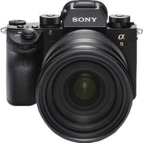 Canon EOS 650D vs Sony Alpha a9 + Sony FE 24-70mm F2.8 GM