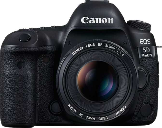 Canon EOS 7D Mark II vs Canon EOS 5D Mark IV + Canon EF 50mm f/1.4 USM