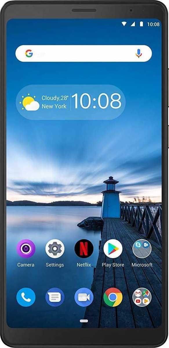Samsung Galaxy Tab Active 2 vs Lenovo Tab V7