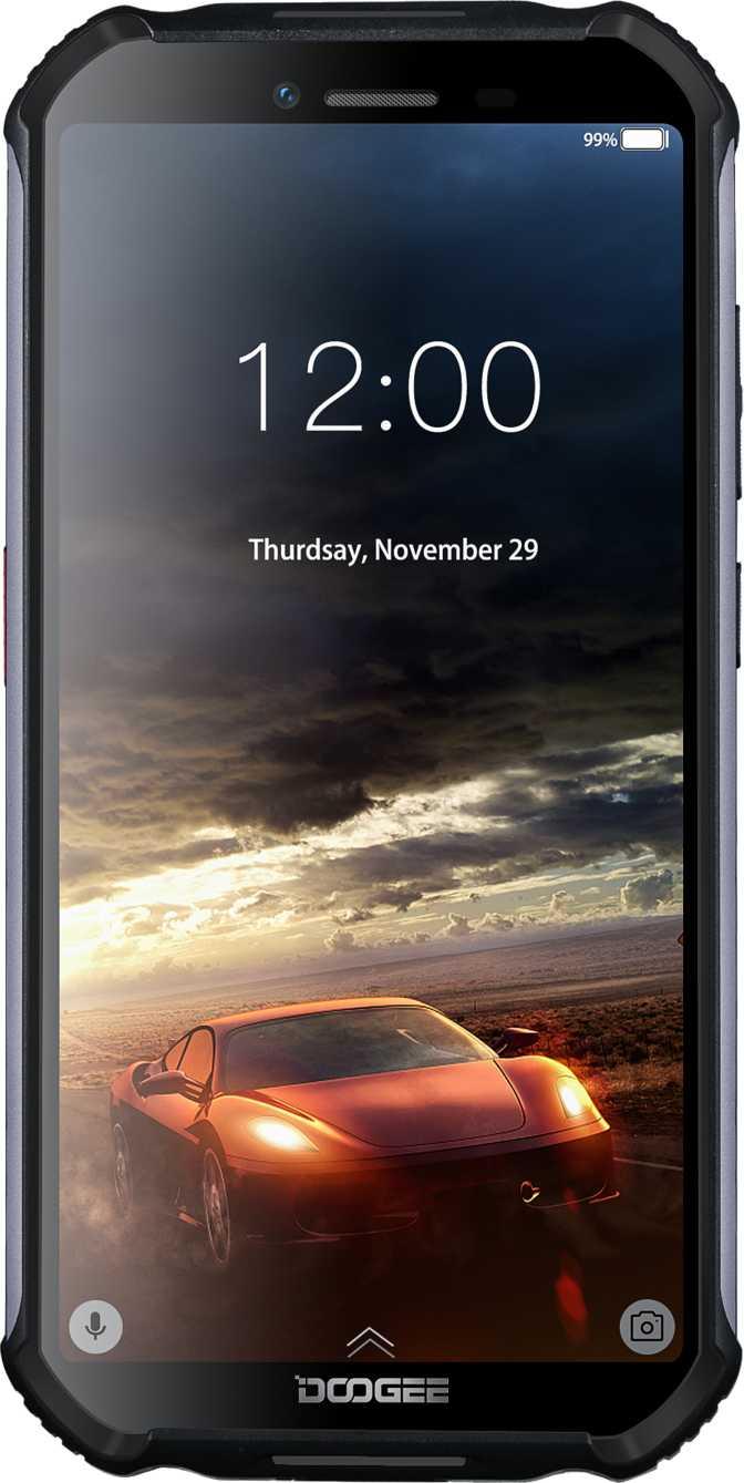 Xiaomi Redmi 6A vs Doogee S40
