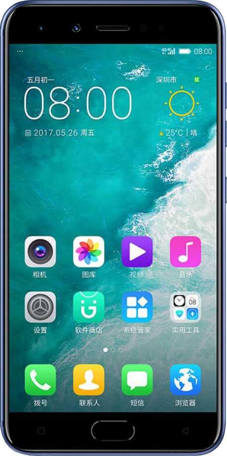 Xiaomi Redmi Note 8 Pro vs Gionee S10L