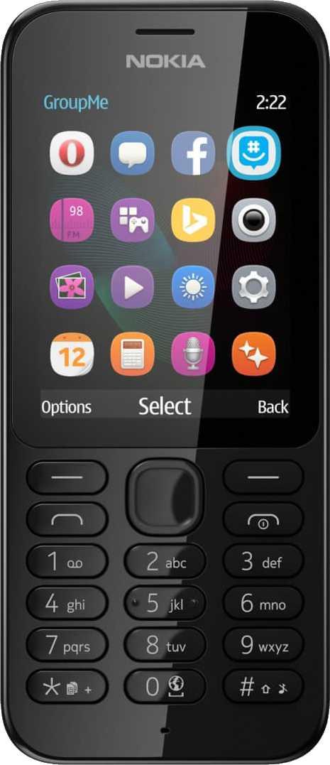 Nokia 515 vs Microsoft Nokia 222