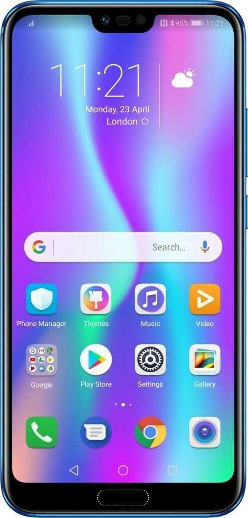 Apple iPhone X vs Huawei Honor 10 GT