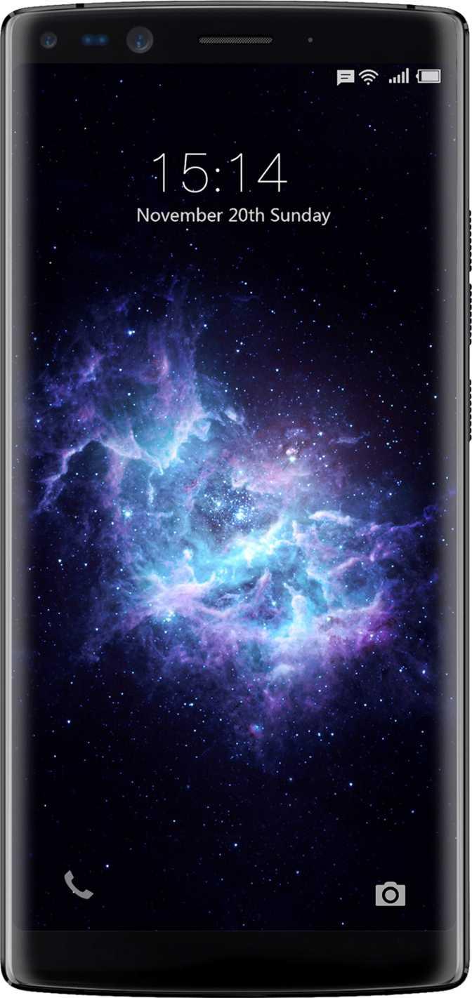 Apple iPhone 7 Plus vs Doogee Mix 2