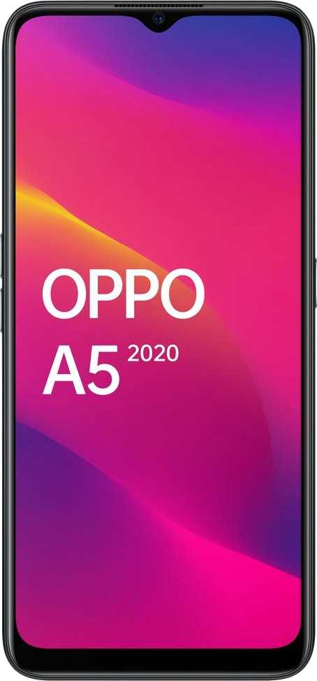 Oppo A5 (2020) vs Samsung Galaxy S20 Ultra