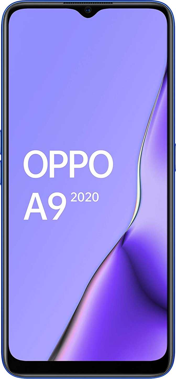 Apple iPhone X vs Oppo A9 (2020)