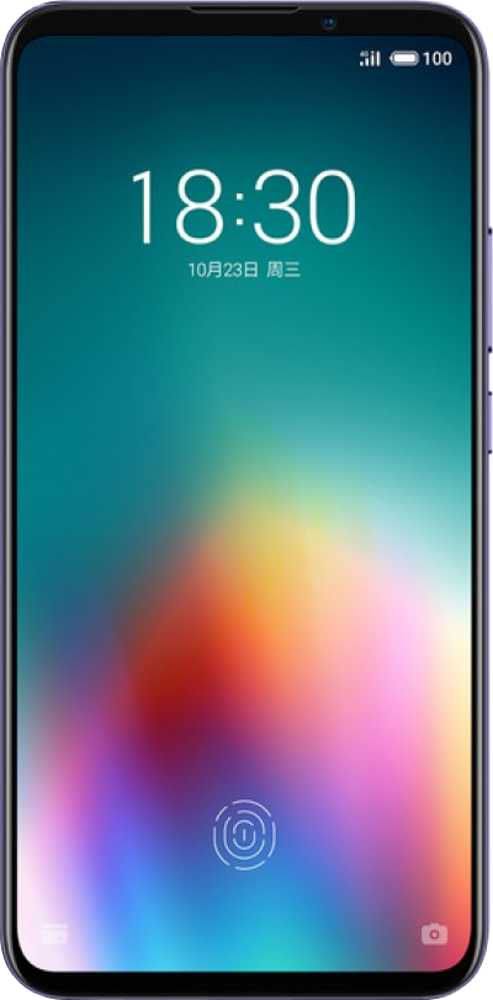 Apple iPhone X vs Meizu 16T