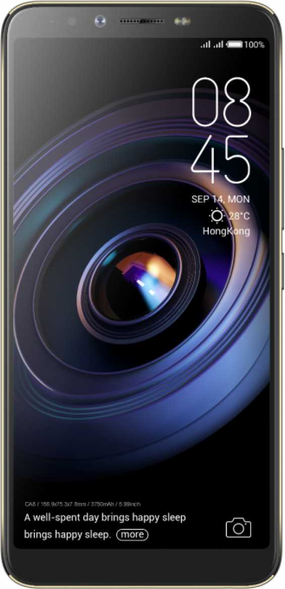 Apple iPhone 8 Plus vs Tecno Camon X Pro