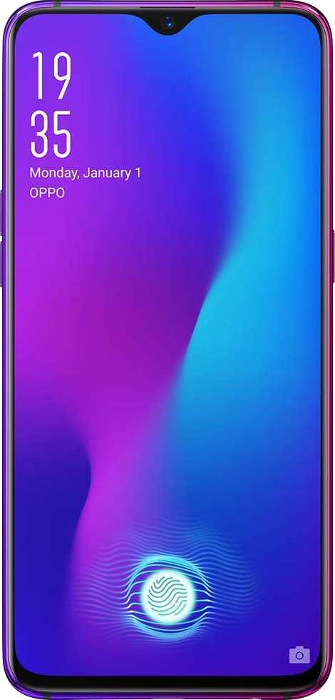 Samsung Galaxy S9 Plus vs Oppo R17