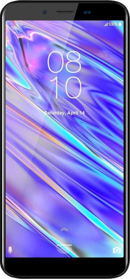 Samsung Galaxy S6 vs HomTom S99i