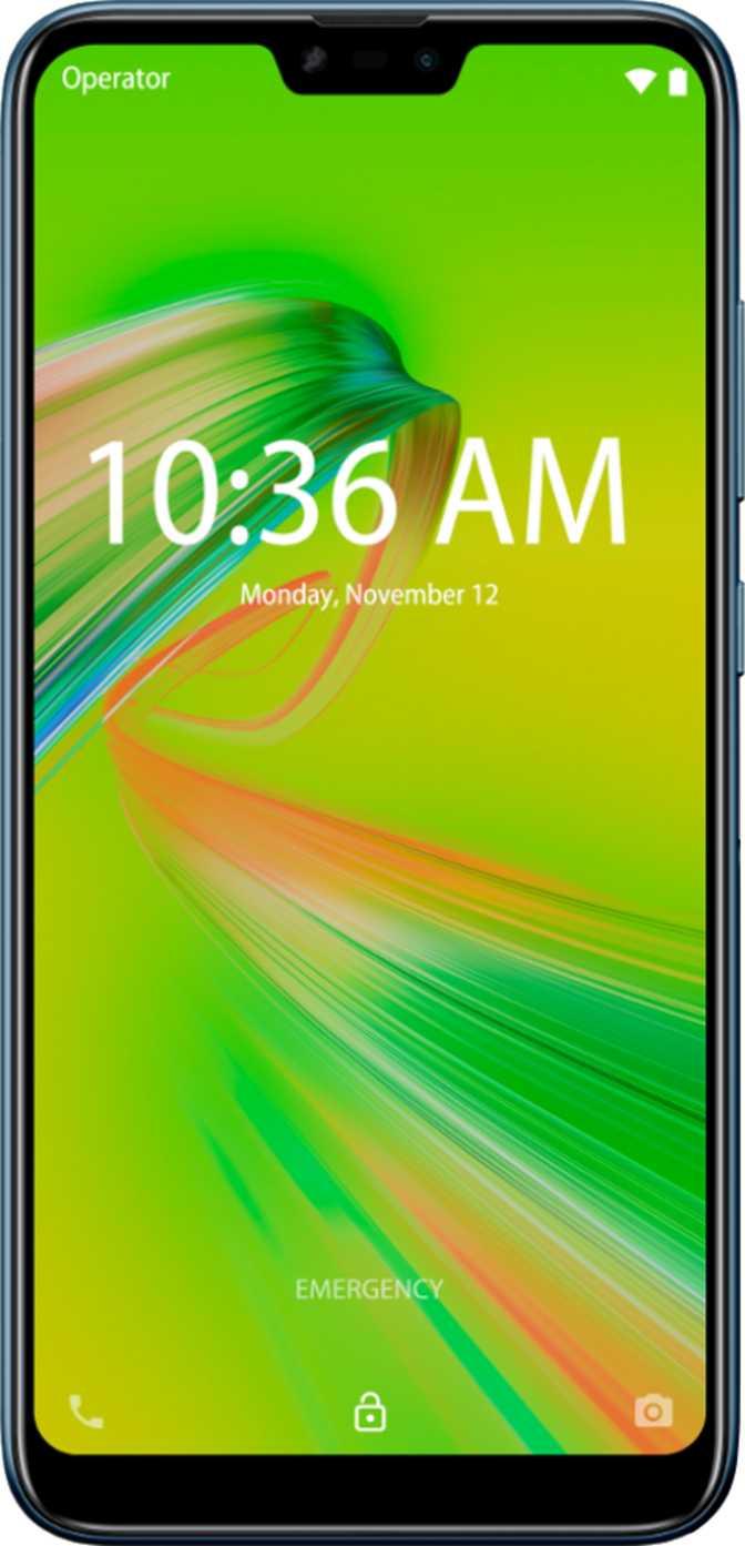 Huawei Honor V6 5G vs Asus Zenfone Max Plus M2