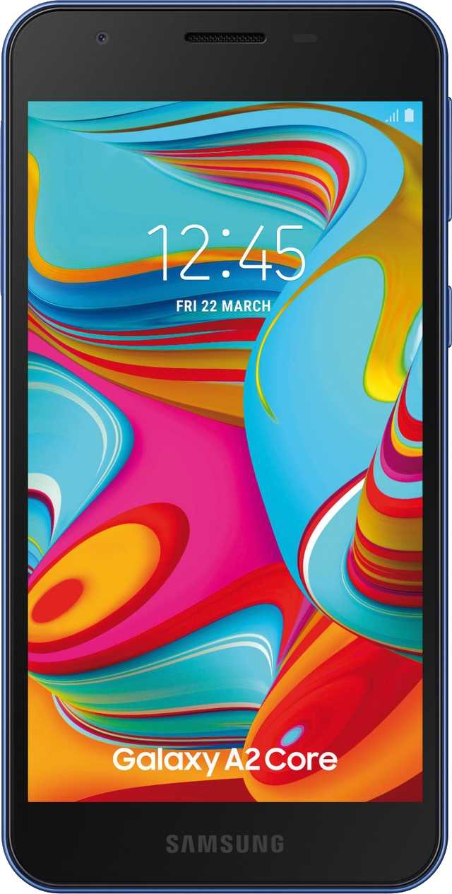 Samsung Galaxy A30 vs Samsung Galaxy A2 Core