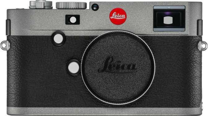 Leica M10-R vs Leica M-E (Typ 240)