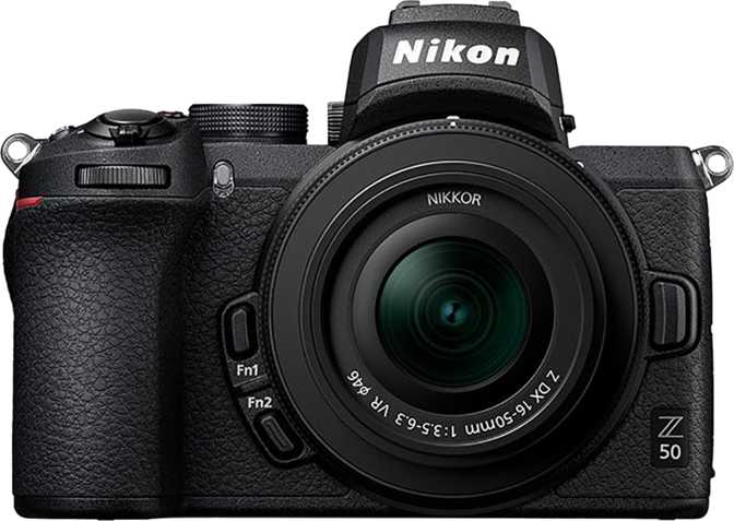 Nikon Z50 + Nikon Nikkor Z DX 16-50mm f/3.5-6.3 VR vs Canon EOS 5D Mark II