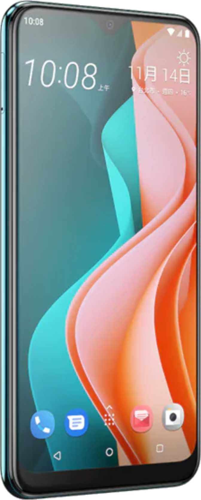Xiaomi Mi Note 10 vs HTC Desire 19s
