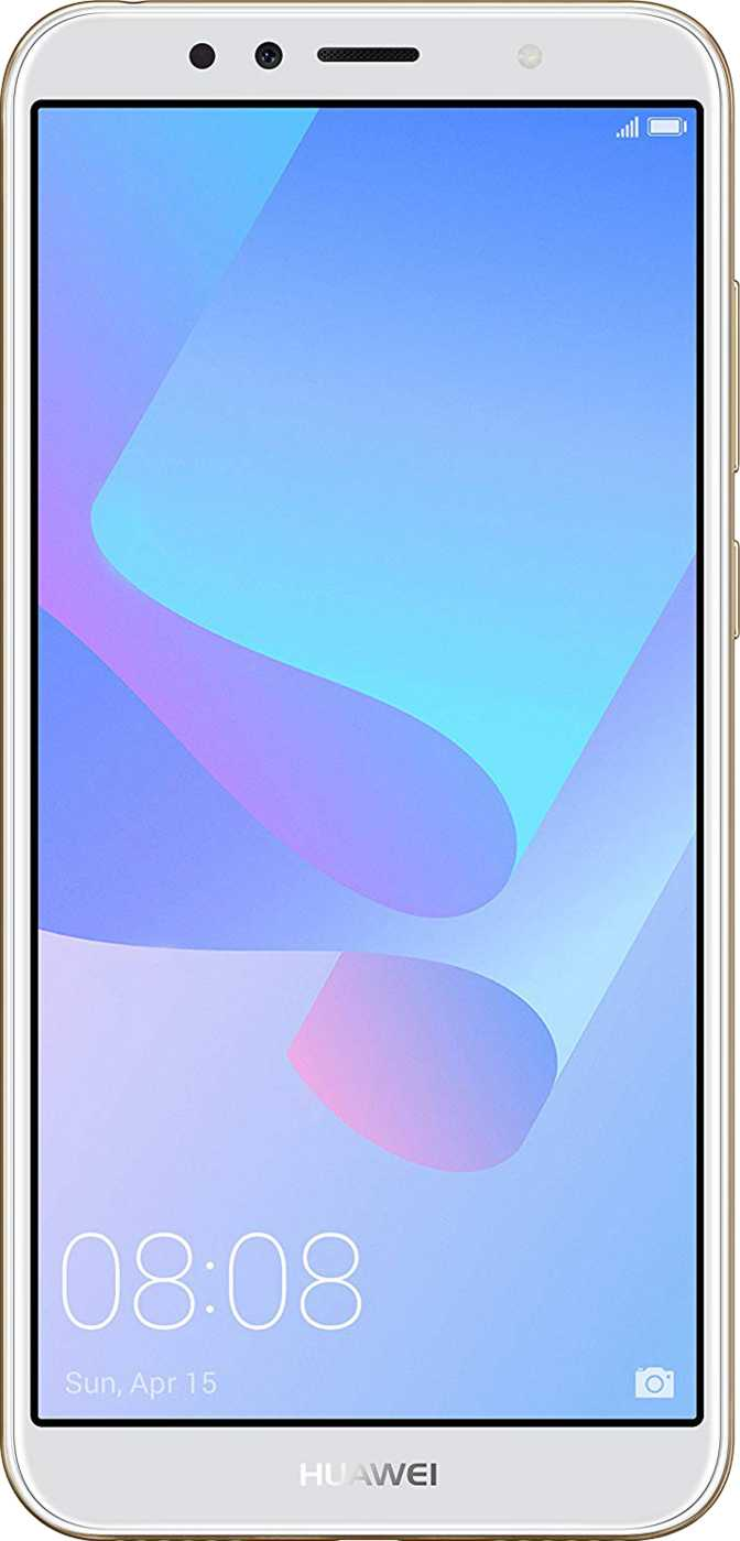 General Mobile GM 6 vs Huawei Y6 Prime (2018)