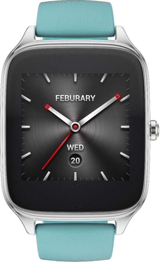 LG G Watch R vs Asus ZenWatch 2