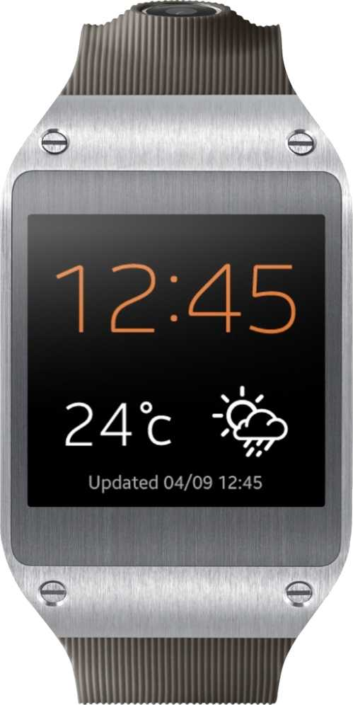 Huawei TalkBand B6 vs Samsung Galaxy Gear