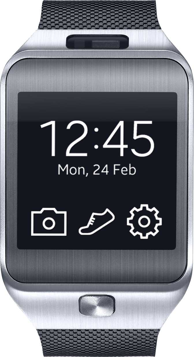 Samsung Galaxy Gear vs Samsung Gear 2