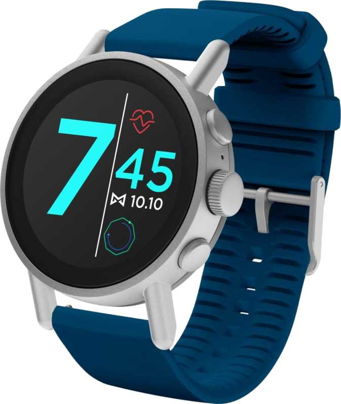 Samsung Galaxy Watch Active2 Stainless Steel 44mm vs Misfit Vapor X